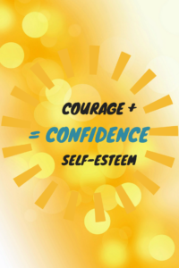 Confidence is Believing in Yourself