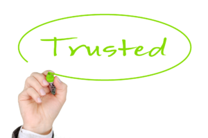 Grantseeking means trusted by grantor