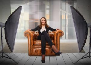 Job interview and owning your power